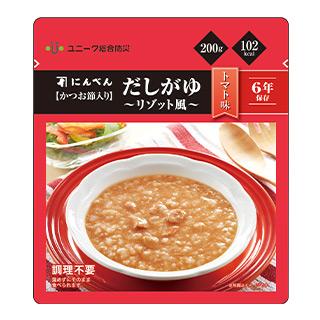 にんべん【かつお節入り】だしがゆ トマト味