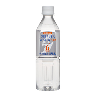 DEEP SEA WATER332 6YEARS 500ml