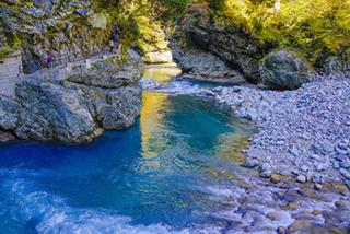全国でも有名な一級河川 黒部川の水